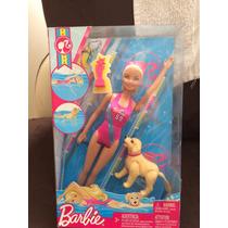Barbie Quiero Ser Campeona De Natación