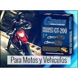 Transceiver Para Carro O Moto. Original Gt 200 Genius
