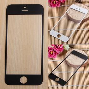 Gorilla Glass / Vidrio Frontal Iphone 5/5s/5c. Blanco
