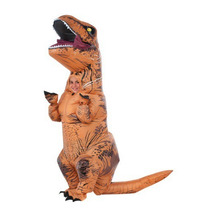 Disfraz T-rex Jurassic World Dinosaurio Niño Halloween