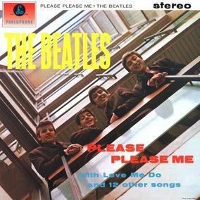 **the Beatles-please Please Me- Lp Stereo Lacrado-180 Gr.**