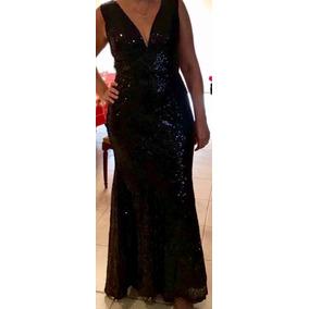 Vestido Estilo Sirena Con Cola. T Xl. (46/48) Nuevo!!! Impor
