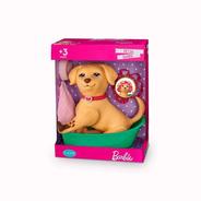 Cachorro Pet Da Barbie Taff C/acessórios - Pupee