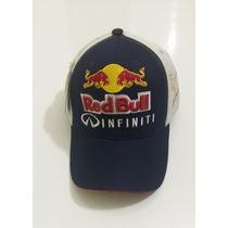 Bone Red Bull Bordado Promoção De Lançamento Muito Bonito