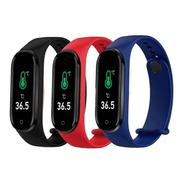 Smartband M4 Pro Fitness Oxímetro Pulsera Sport Smartwatch