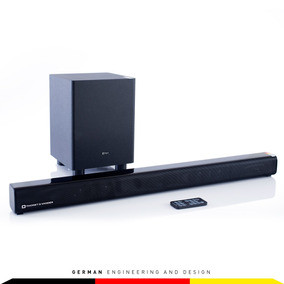 Home Theater Barra De Sonido Dunn Parlante Bluetooth