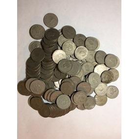 210 Monedas Mexicanas Antiguas De 5 Pesos