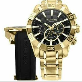 Relógio Technos Masculino Os2aajac/4p Frete Grátis