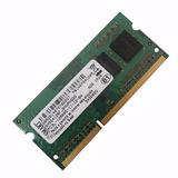 Memoria 4gb Ddr3l 1600mhz Pc3l-12800s 1rx8 Notebook Nova