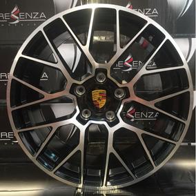 4 Roda Aro 20 5x130 Porsche Cayenne 20x9,5 Prz 1267