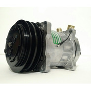 Compressor Ar Cond 7h15 12v 8 Orelhas Polia 2a Universal