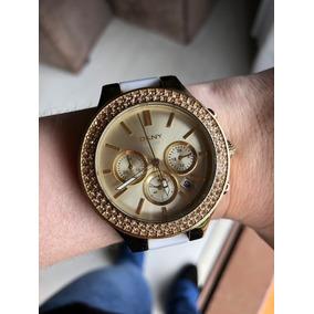 da6ab0b7fab Relogio Feminino Dourado Dkny - Relógios De Pulso