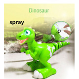 Dragon Dinosaurio Juguete Simulador De Fuego Control Remoto