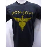 Remeras De Bon Jovi - Todas Las Bandas - Que Sea Rock!!!