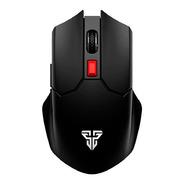 Mouse Gamer Inalámbrico Fantech Cruiser Wg11 Negro Blanco