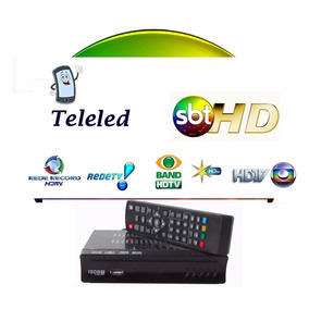 Conversor Tv Digital Full Hd - Ctba Curitiba Via Boy