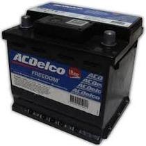 Bateria Acdelco 52ah - Spin, Onix,corolla, Etios,palio,dobl