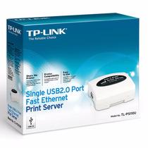 Servidor De Impressão Tp-link Tl-ps110u