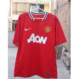 Camiseta Manchester United Temporada 2011-2012