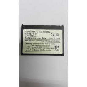 Axim X50 X50v, Bateria Nova Original
