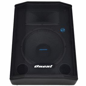 Caixa De Som Ativa Oneal Opm-725 200w Rms Monitor