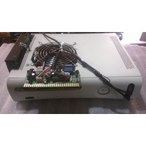 Xbox 360 Fat 1tb Maquinita Kit + 2 Controles + 2 Bases