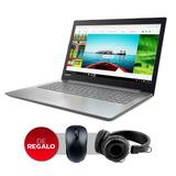 Notebook Lenovo 320-15iap N3350 4gb 1tb Win 10 +perifericos