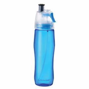 Botella Para Agua Con Atomizador Oferta