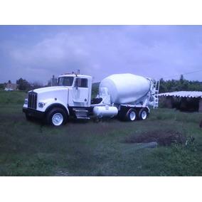 Camion Revolvedor De Concreto Kenworth 1991,trompo