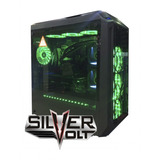 Pc Cpu Full Gamer - Intel I5 7400 - Gtx 1070 Ti - 8gb Ram