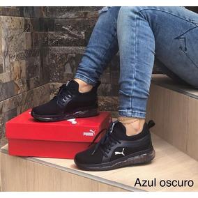 e72ff9608a0 Tenis Puma Charol Negro - Zapatos para Mujer en Mercado Libre Colombia