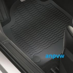 Tapete Borracha Original / Genuíno Volkswagen Novo Polo