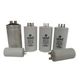 Capacitor O Condensadores Permanentes Y De Arranque P Motor