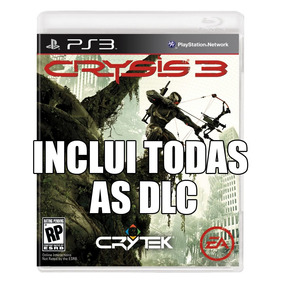 Crysis 3 Ps3 Código Psn Original Completo Receba Agora!