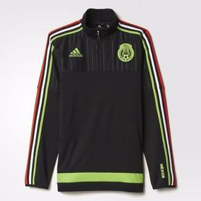 Sudadera Original Afelpada adidas Selección Mexicana Mexico
