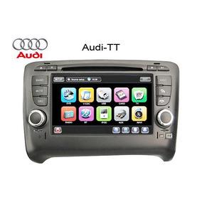 Equipo Multimedia Audi Tt De 06 Al 12 Gps,dvd,ipod,bluetooth