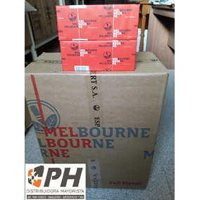 Cigarrillo Melbourne Comun (bulto X 50 Cartones) $35,23 C/u