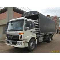 Camiones Estacas Foton Auman Bj1133