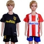 Uniforme Atletico Madrid 2016-2017 Para Niño