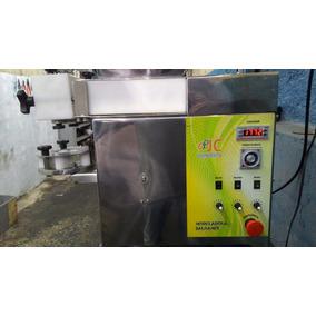 Maquina De Salgados E Coxinha 3500 P/hr
