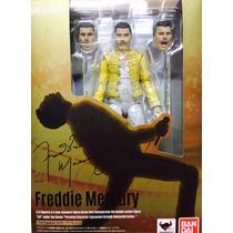 Freddie Mercury Figura S.h. Figuarts Bandai Queen