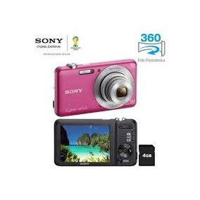 Câmera Sony Dsc-w710 Rosa - Frete Gratis