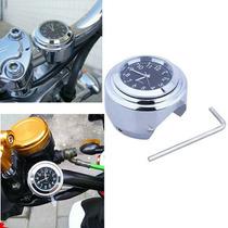 Relógio Guidão Moto Custom Chopper E Outras 7/8 E 1 Polegada