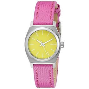 Reloj Nixon Dama Mini Time Teller Nuevo Original Envío Grati
