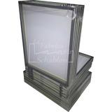 Schablon Shablon 40x50 90h. Cuadro Serigrafia Para Remeras