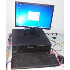 Cpu Con Monitor, Teclado Y Mouse