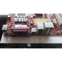 Mother Board Msi 945gcm5 V2 - Ms-7267 - Defeito - 1948