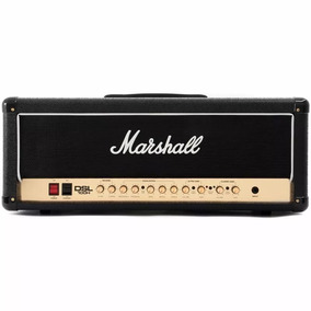 Cabeçote Amplificador Guitarra Marshall Dslh100h 100w Rms