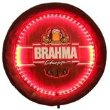 Tampa De Barril Iluminado 40cm Brahma Chopp E4