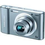 Cámara Samsung St66 16mp Digital Silver Ec St66zzbpsus